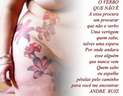 O VERBO QUE NÃO E by amigos do poeta
