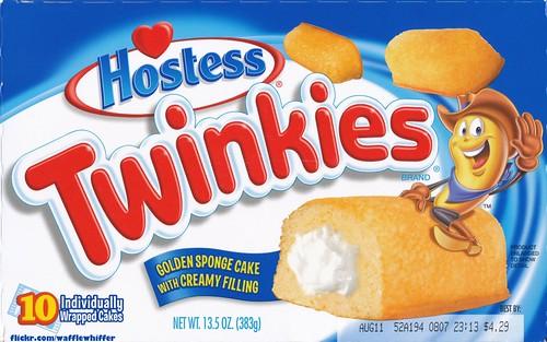 Twinkies Return with a New Slogan