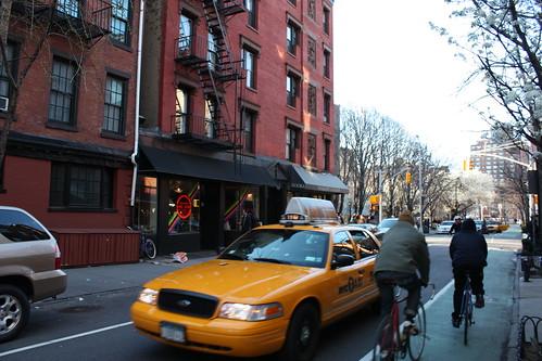 Biking New York City