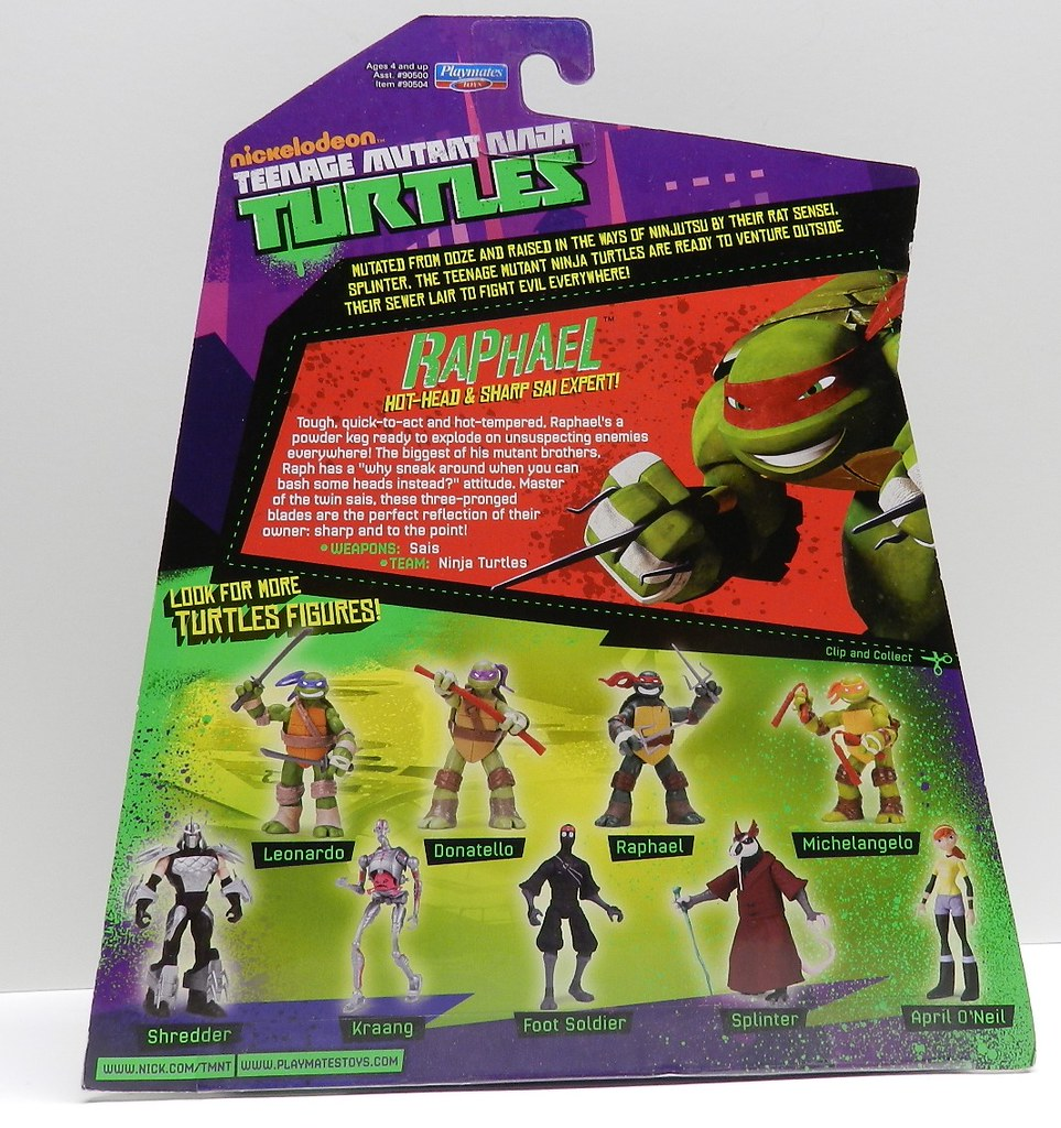 Nickelodeon Ninja Turtles Raphael Figure Review Infinite Hollywood