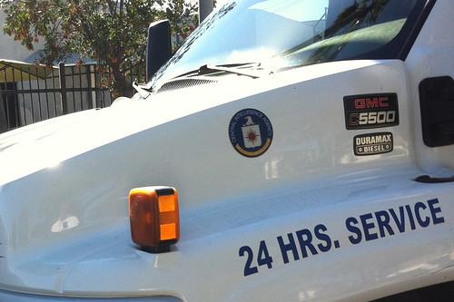 CIA - 24 hour service!