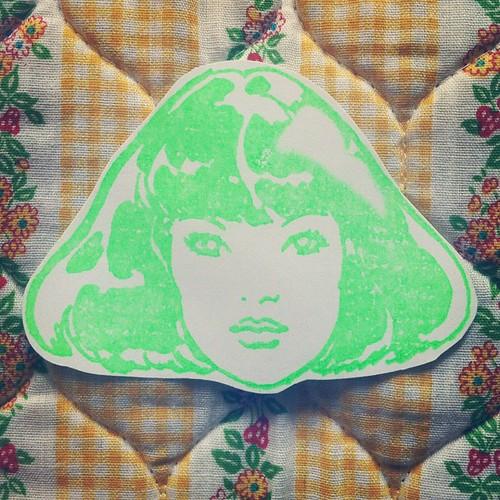 Lorraine sticker
