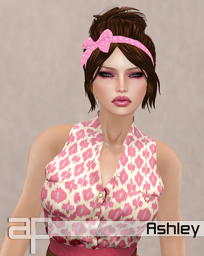 [Atro Patena]  -  Ashley by MechuL Actor