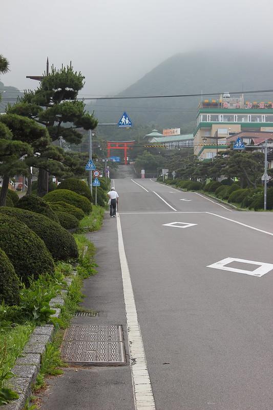 函館元町の坂