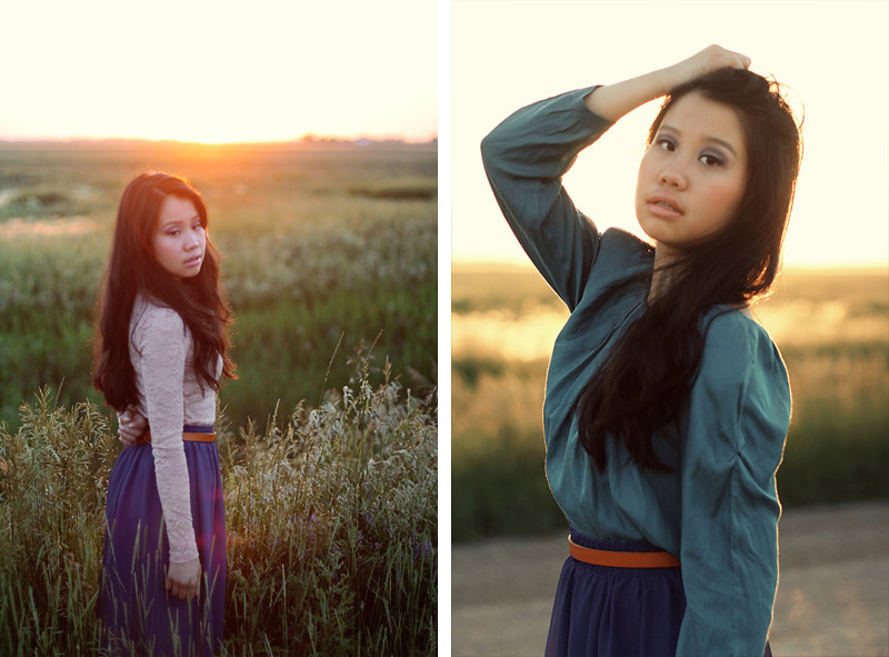 Prairie Fields Photoshoot