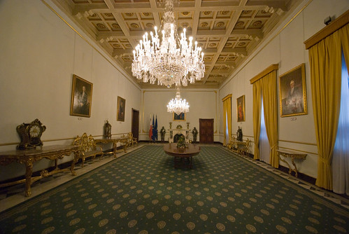 Main Dining Room, The Palace, Valletta