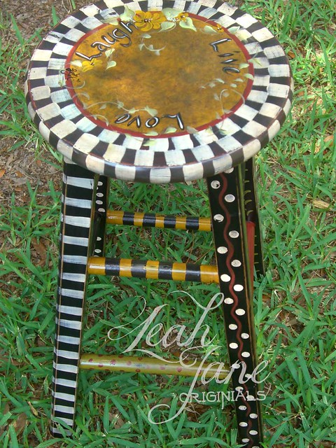 Hand Painted Furniture Aa 46 Flickr Photo Sharing