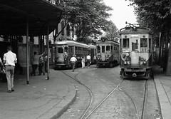 Public transport in and around Milano (It). Trasporti a Milano