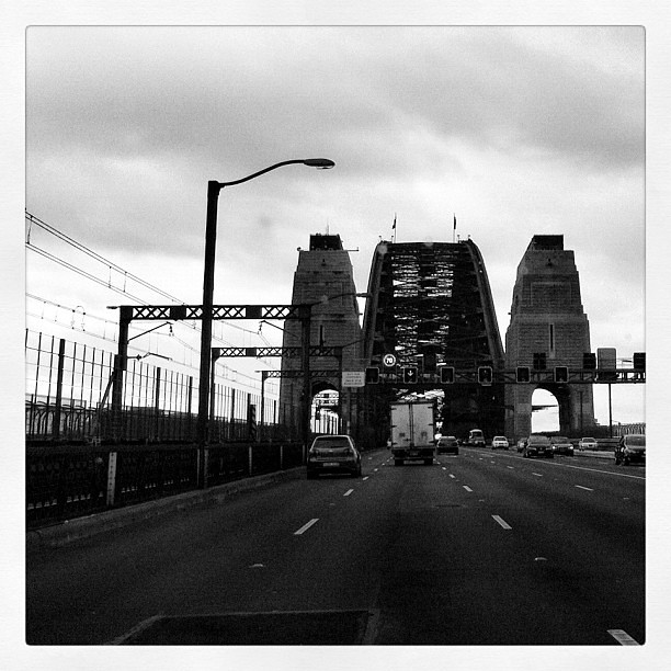 #Sydney Harbour Bridge