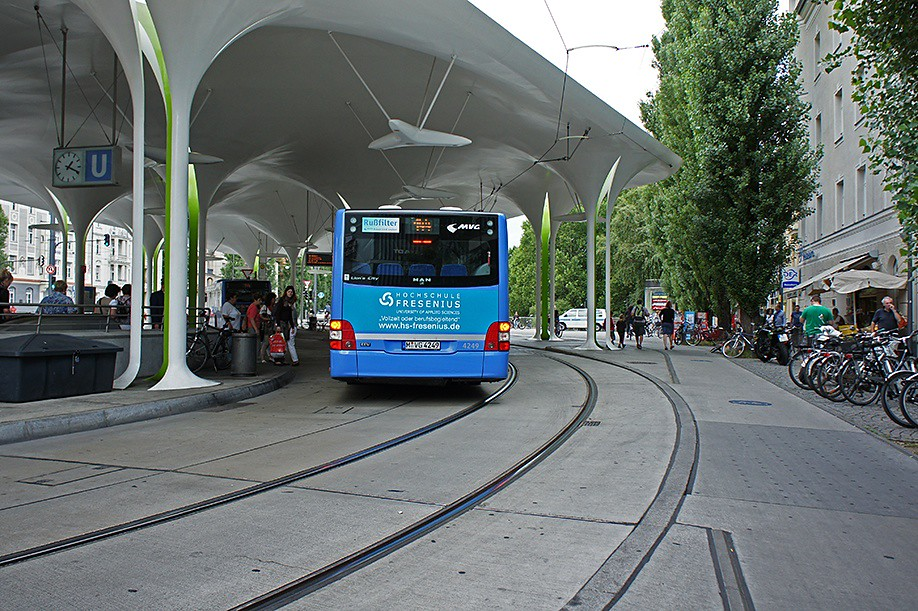 От эскалатора до трамвая 5
