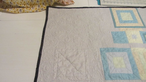 Quilting Negative Space