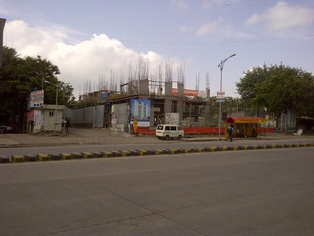 Kumar Millennium, 2 BHK Flats, Shops & Showrooms in Jai Bhavani Nagar, on Paud Road, Kothrud, Pune 411038