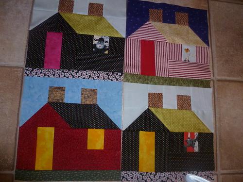 TBFQ houses from Brenda