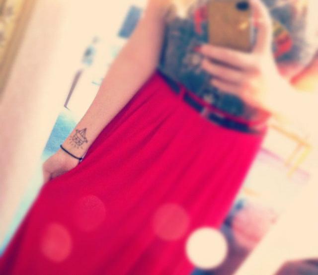 tattyoo outfit ootd blog fashion