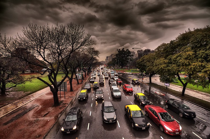 Tormentosa Buenos Aires - Stormy Buenos Aires