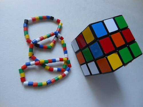 Rubik's bracelets