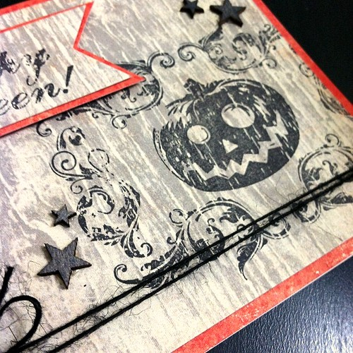 Jack and Stars Halloween (detail)