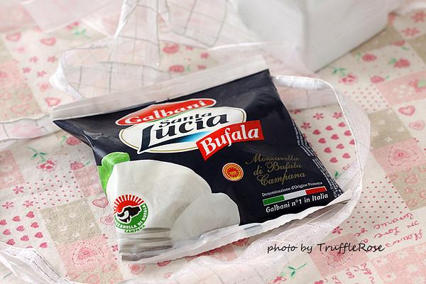 蜂蜜芥末油醋醬生菜沙拉。Mozzarella-120825