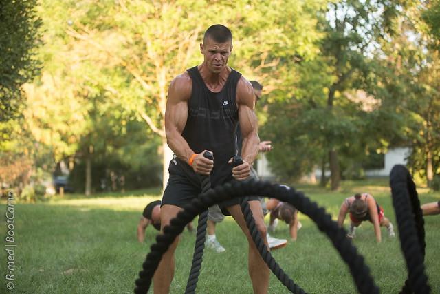 TRX HIIT Workout