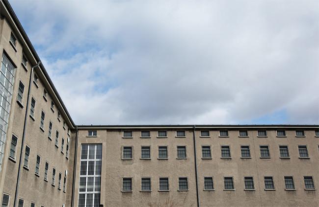 Hohenschönhausen Prison exterior