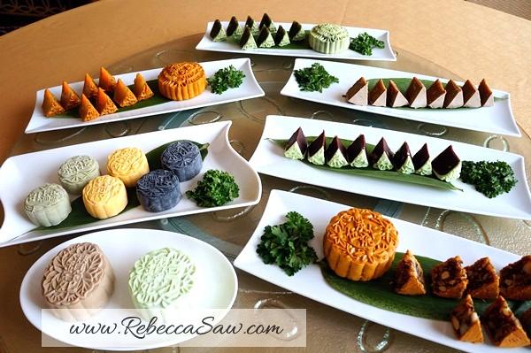 Mooncakes, Zuan Yuan Chinese Restaurant-003