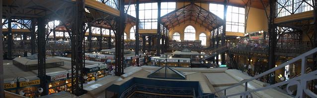 Mercado de Budapest