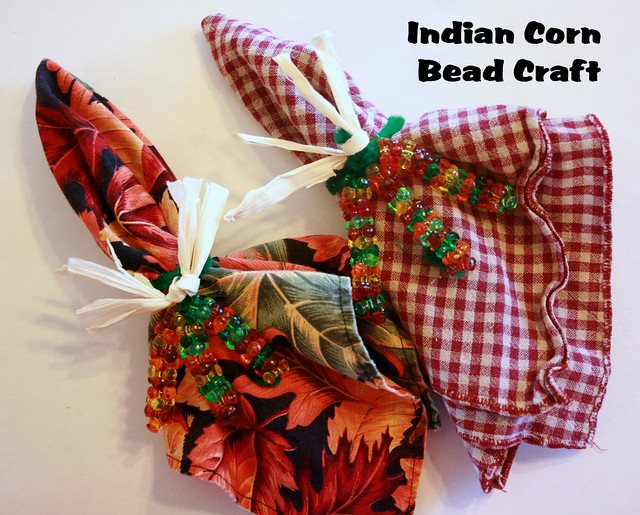 Indian Corn Craft 04