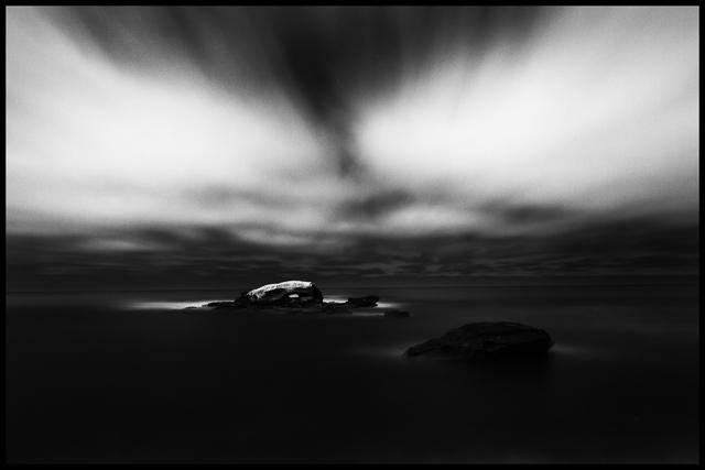 Bird Rock at Night 103012 © Michael Klayman-004