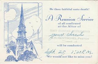 Trinity-Gernenz postcard 1938