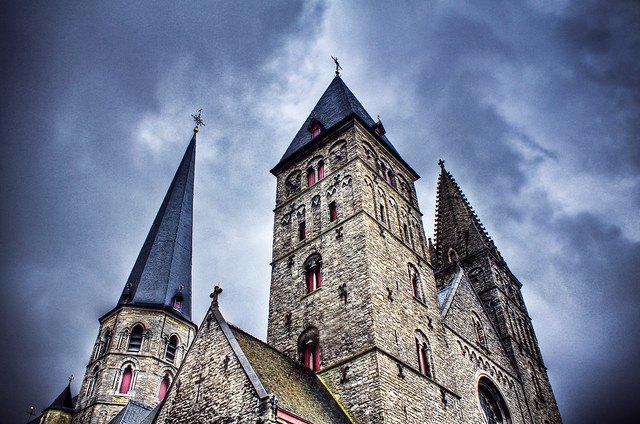0307 - Belgium, Ghent, Saint-Jacob Church HDR