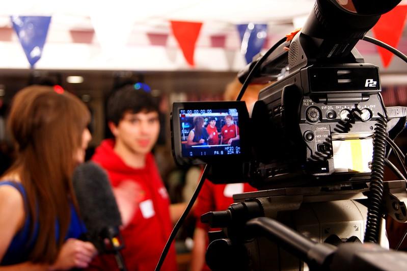 NewsLabBU #US2012