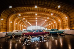 Great Hall at LeMay Car Museum
