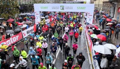 Ljubljanski maraton aneb Jak křeček k nové akci přišel