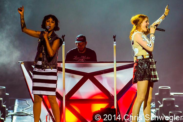 Icona Pop Bangerz Tour