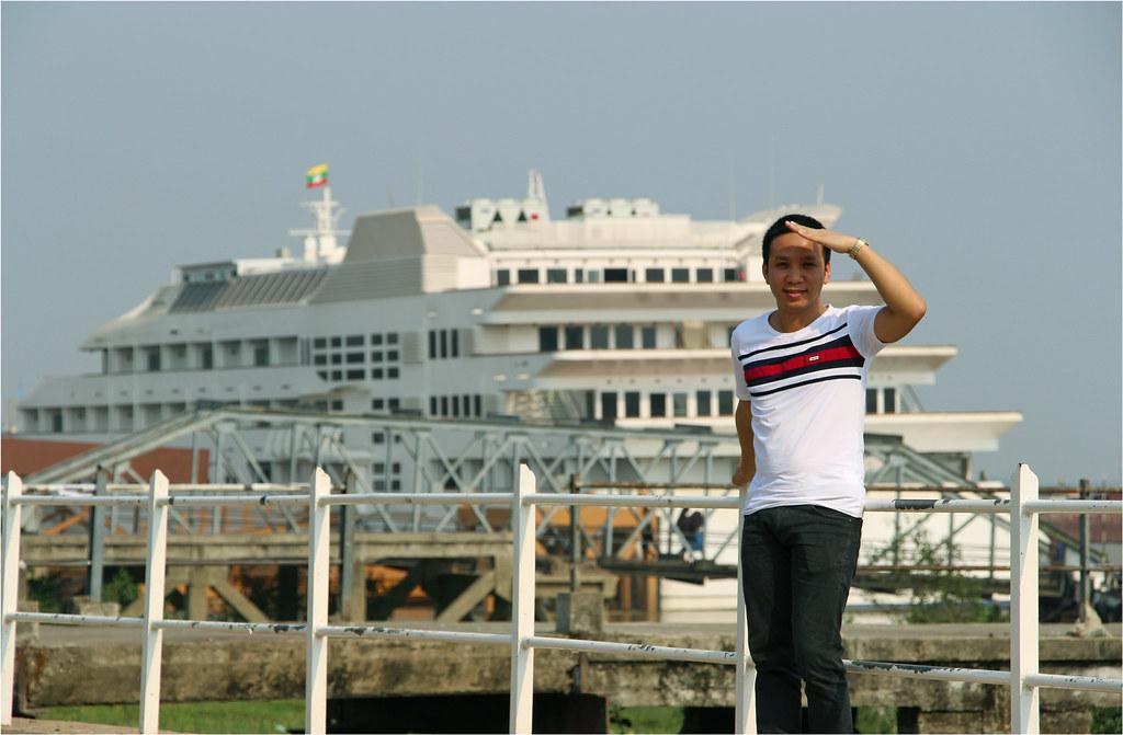 Hoang Phu @ Yangon Riverside