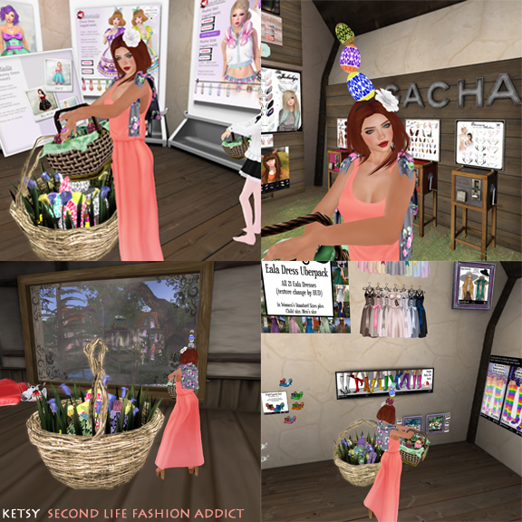 The Hunt Is On in OZ... - NEW Blog Post @ Second Life Fashion Addict