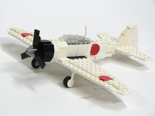 """Mitsubishi A6M2 """"Zero"""" (2)"""