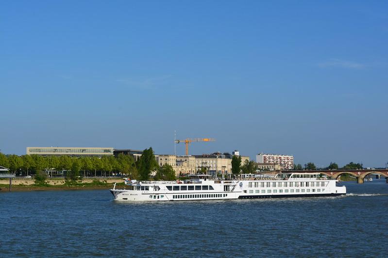 RIVER ROYALE (Uniworld) - Bordeaux - 18 avril 2014