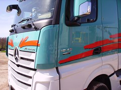 Mercedes-Benz Actros 1845 BlueEfficiency Power