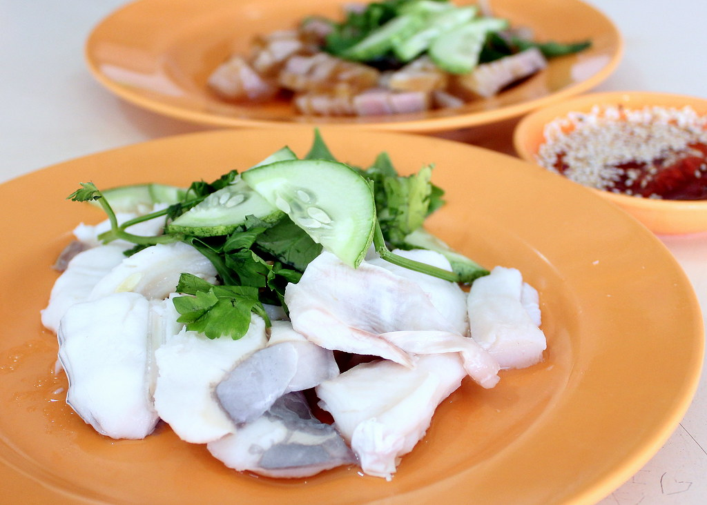 Guide to Jalan Besar & Lavender: Lao Liang Shark Meat