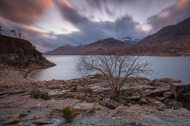 Loch Mullardoch.