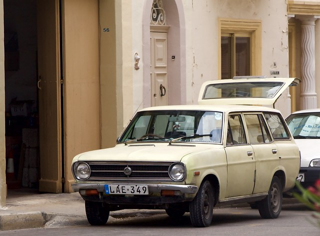 Datsun 1200 (Sunny) Wagon