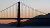 Golden Gate Bridge Sunset, San Francisco by SNeequaye