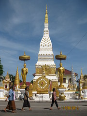 Wat That Phanom Temple