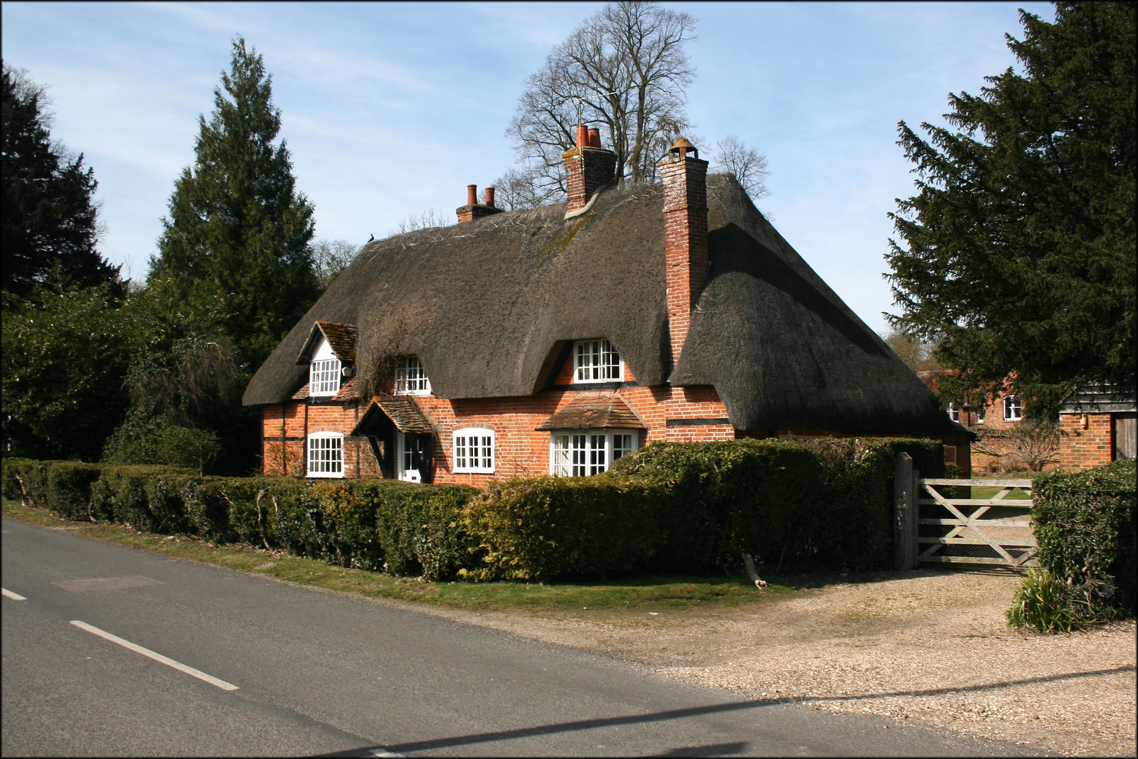 Longparish, Hampshire