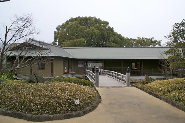 Nagoya: Tokugawa-en, (Owari Branch) Tokugawa Family Gardens