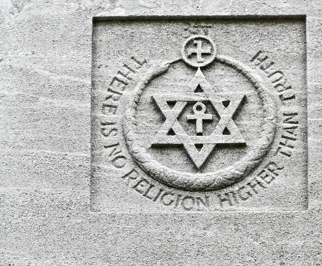 Header of theosophy