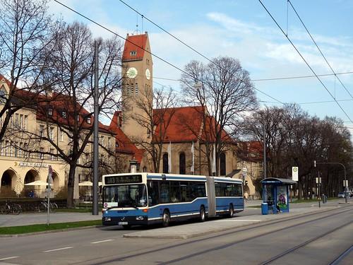 O405GN vom Watzinger am Kölner Platz