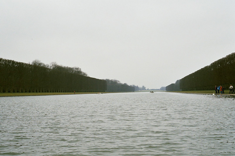 Versailles - pond