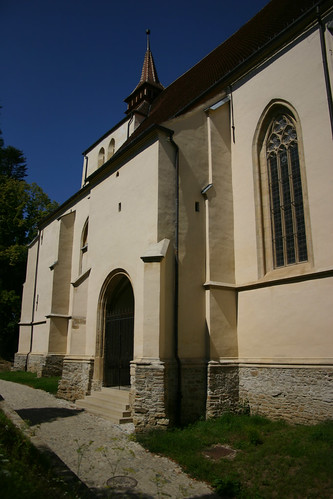 The Hill Church of Sighisoara, Sighisoara ROMANIA